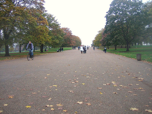 Kensington Gardens, Royal Borough of Kensington & Chelsea, London,England