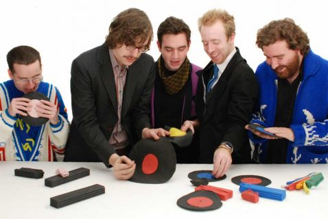 Hot Chip Eating Records