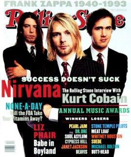 Rolling Stone :: Nirvana