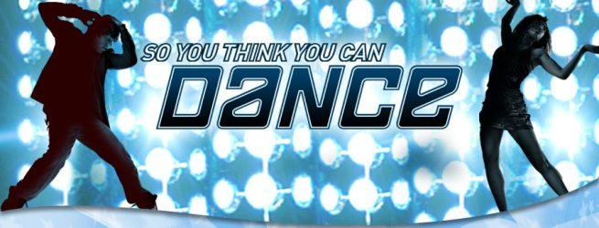 So You Think You Can Dance